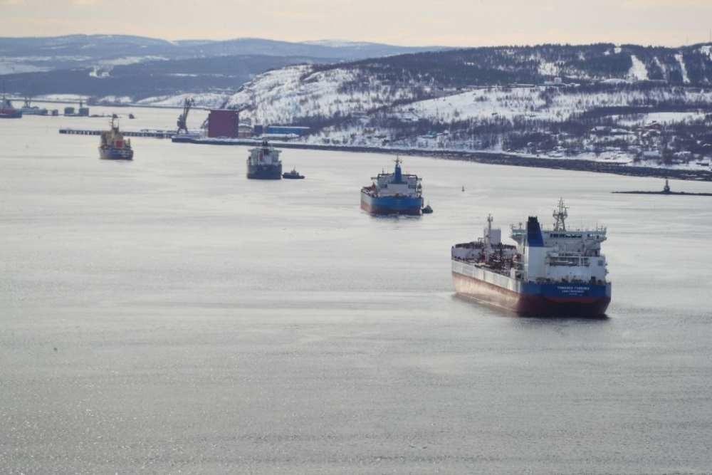 Мурманский транспортный узел обеспечит до 75% перевозок по Севморпути