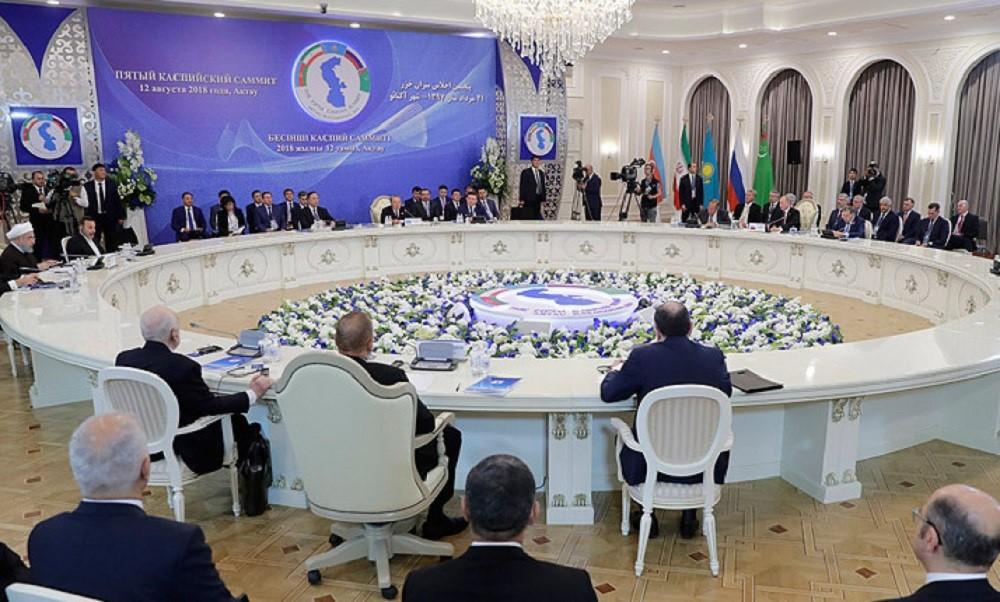 Ратифицирована Конвенции о правовом статусе Каспийского моря