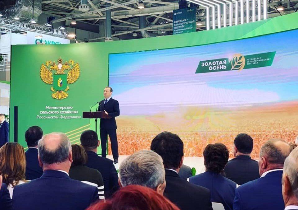 2,6 млрд рублей на новый зерновой терминал в порту Азов