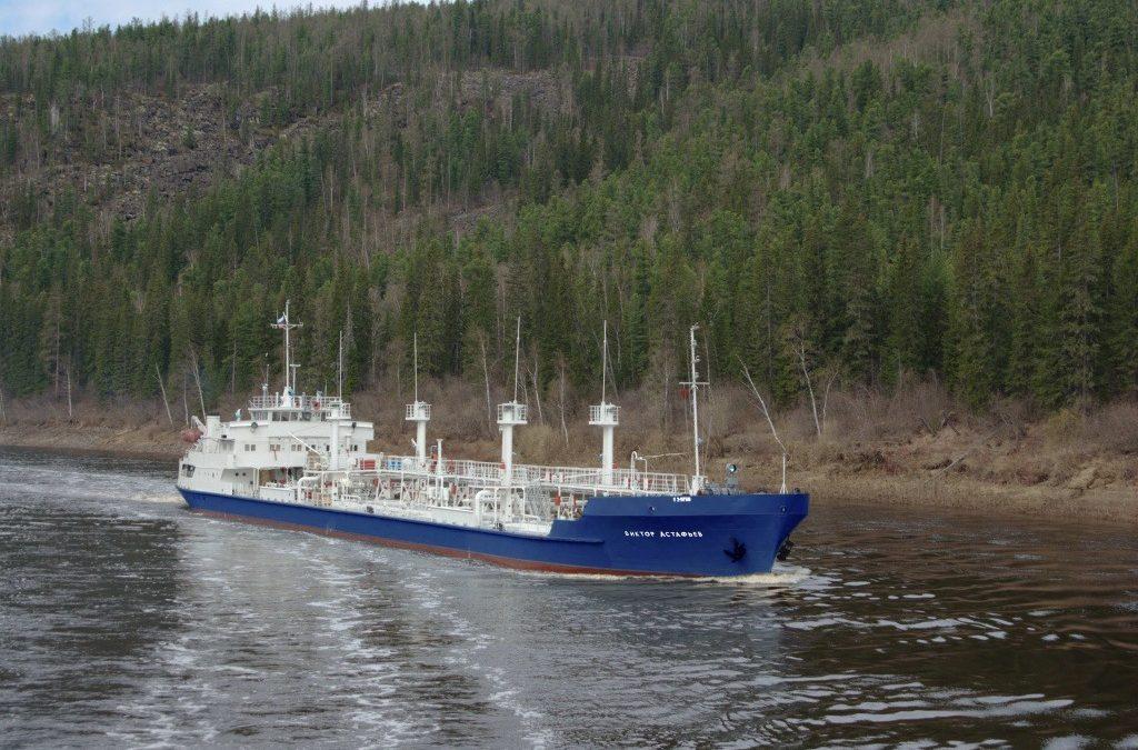 В Алтайском крае в два раза увеличили грузооборот речного флота