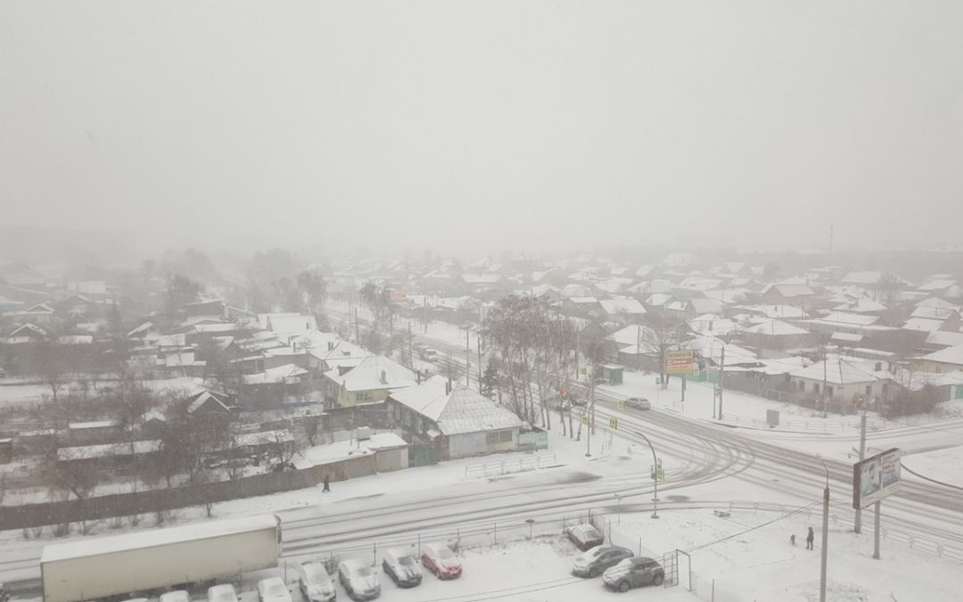 Накануне нового года в Челябинск запретят въезд большегрузам