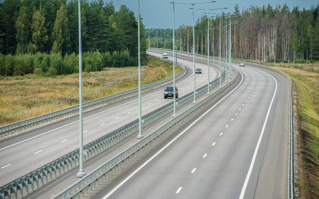 Медведев одобрил новый проект трассы «Москва — Казань»