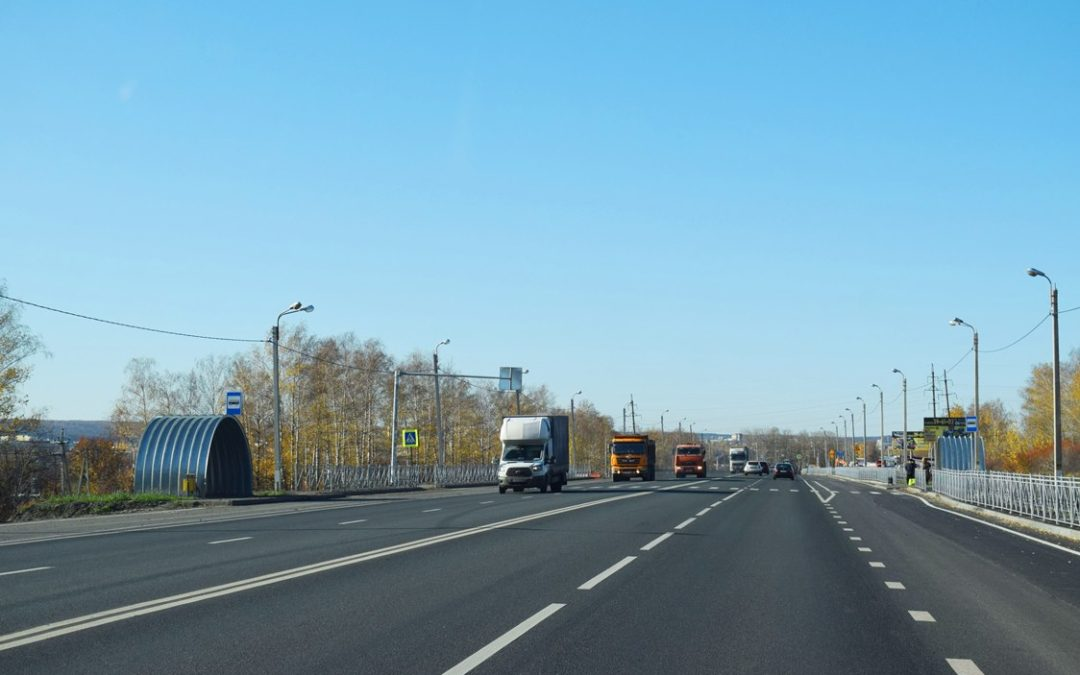 В Пензенской области в течение сезона отремонтировали 120 км трассы М-5 «Урал»