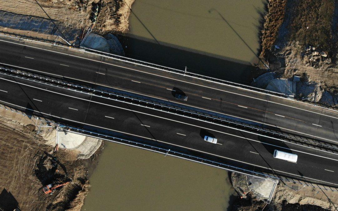 В Карачаево-Черкесии открыли новый мост через Большой Ставропольский канал