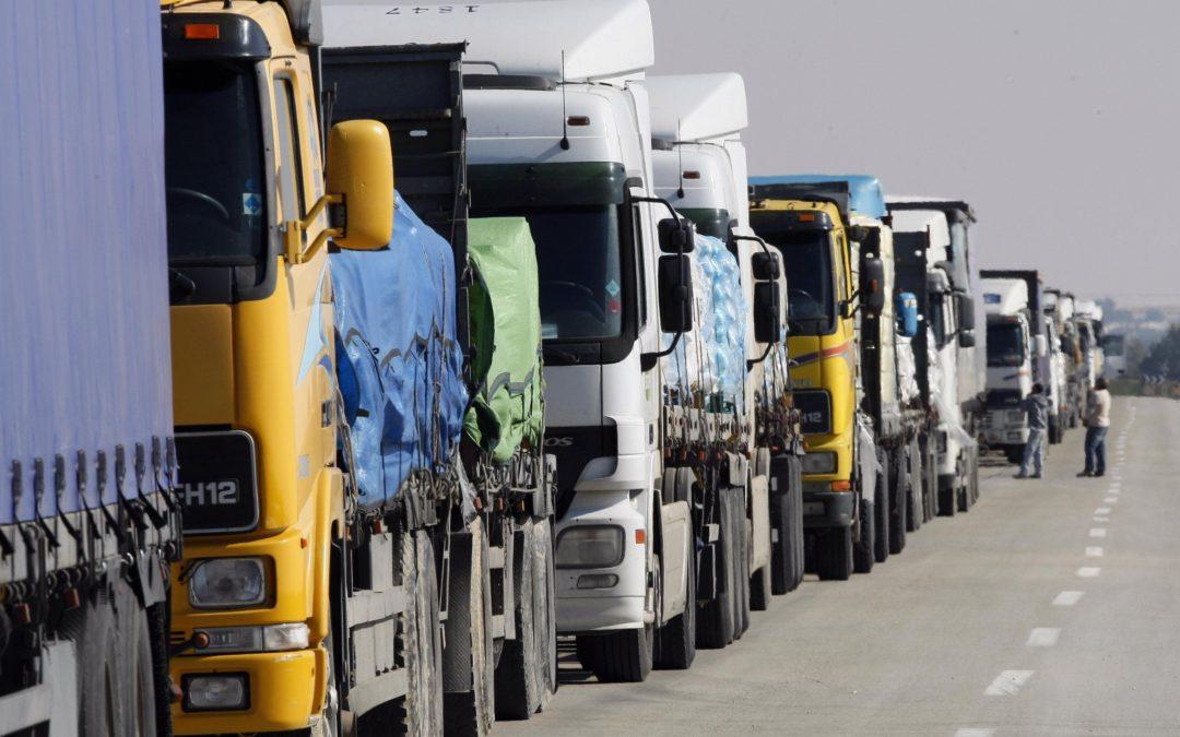 Молдова и Россия договорились об увеличении числа разрешений на двусторонние и транзитные грузоперевозки