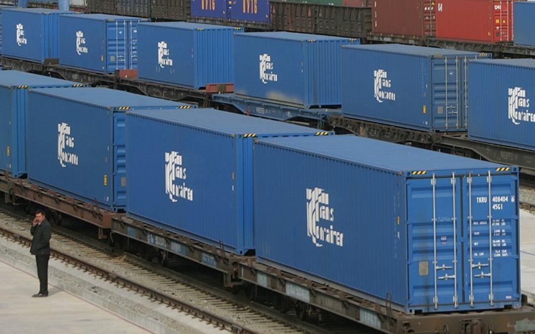 «ТрансКонтейнер» отправил пилотный поезд в рамках сервиса по доставке грузов