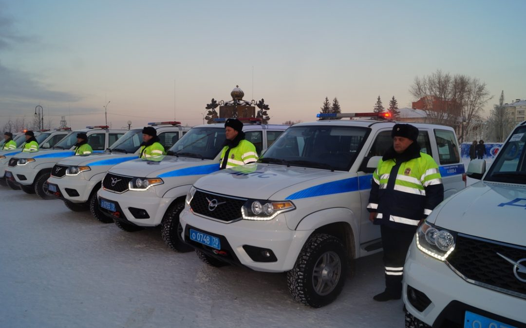 В Томской области создадут спецбатальоны ДПС для аварийных участков