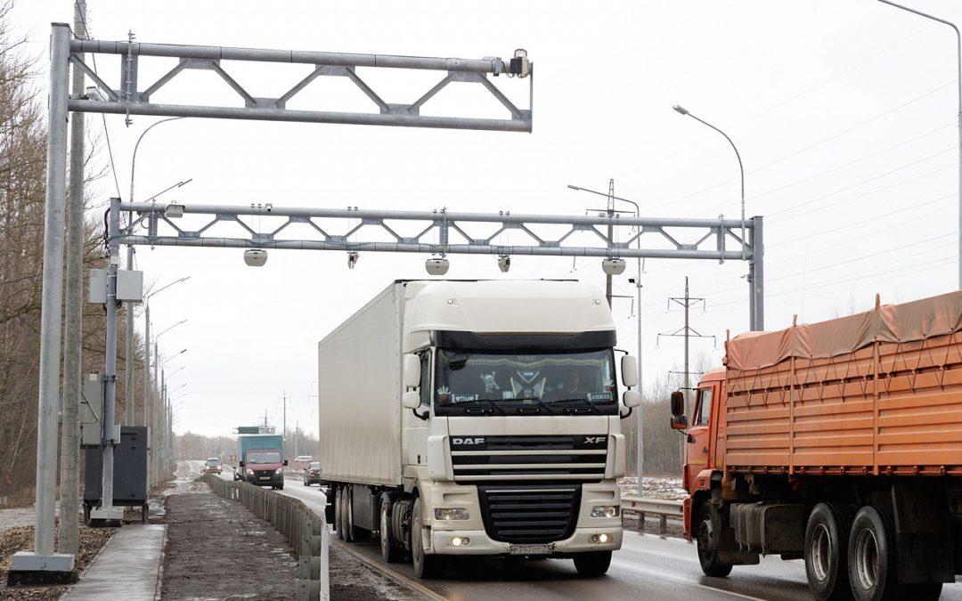 В январе грузооборот автомобильного транспорта вырос сразу на 12%