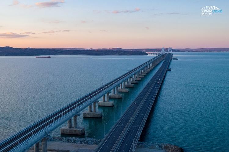Крымские грузы стали «более выездными» с появлением моста